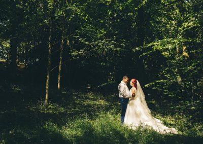 Wedding Shoot at Rushmere Park, UK