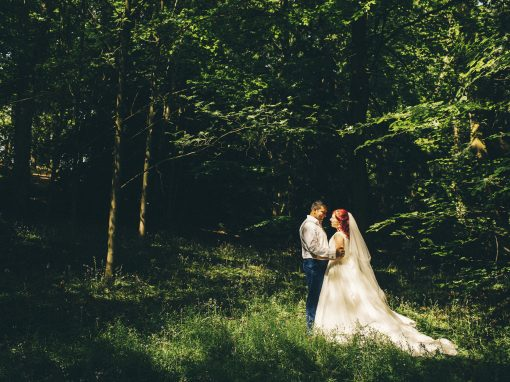 Rushmere Park Wedding