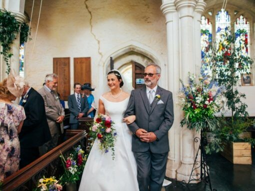 Farmers Wedding, Tingrith, UK