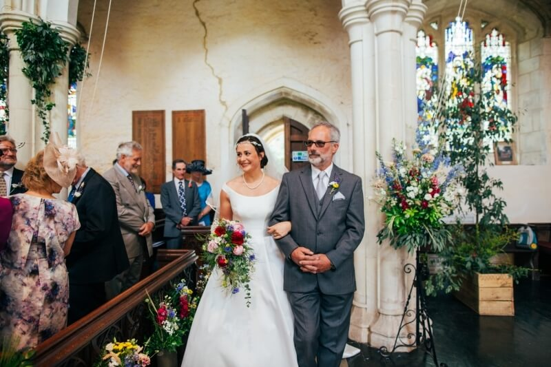 Farmers Wedding, Tingrith, UK
