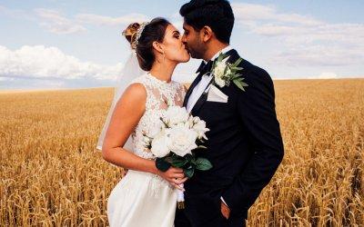 Wedding //  Tip Top Venues, Milton Keynes